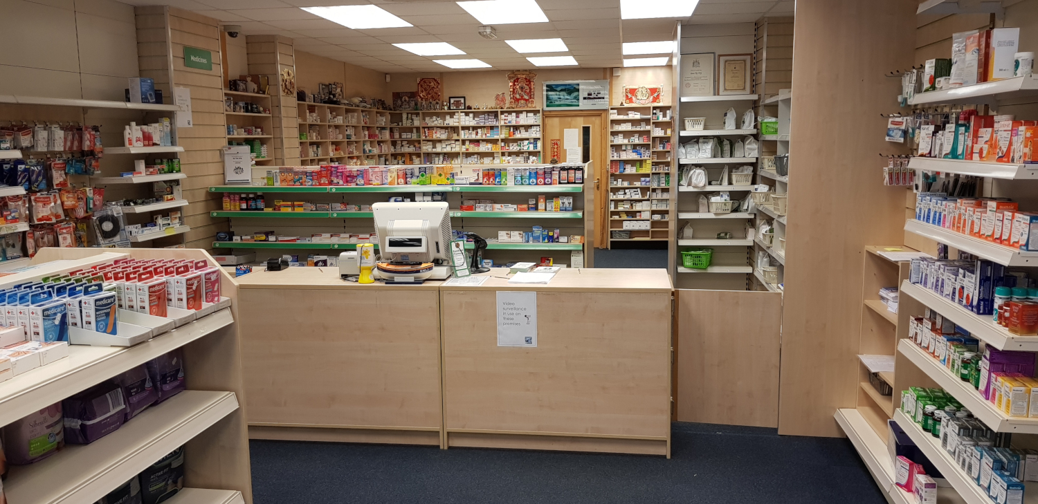 Eastfield Pharmacy Cheshire
